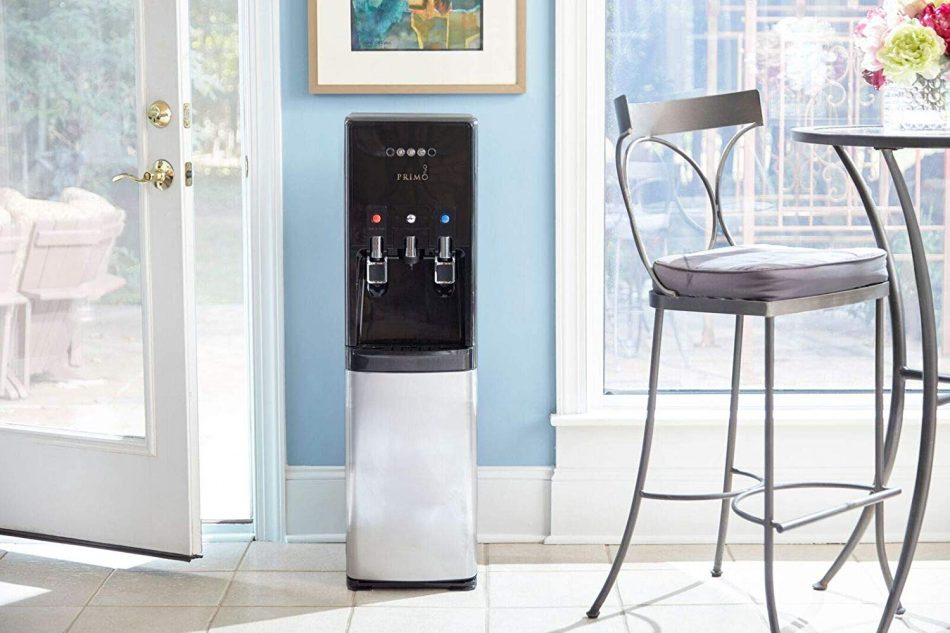 Trying to find a 5 gallon water dispenser that brews K-cup beverages and delivers cold and hot water on demand is a hard find.